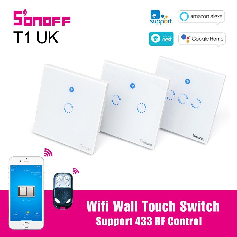 1 Way 2 Gang Smart Light Switches Meross WiFi Light Switch