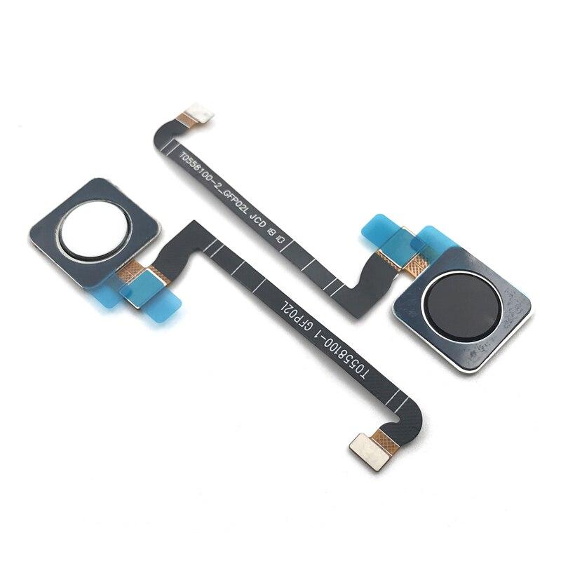 Efficient 5 Pcs /lot Automobiles Sensor Button Flex Cable For Google Pixel 3 Home Button Fingerprint Flex Ribbon Replacement Numerous In Variety