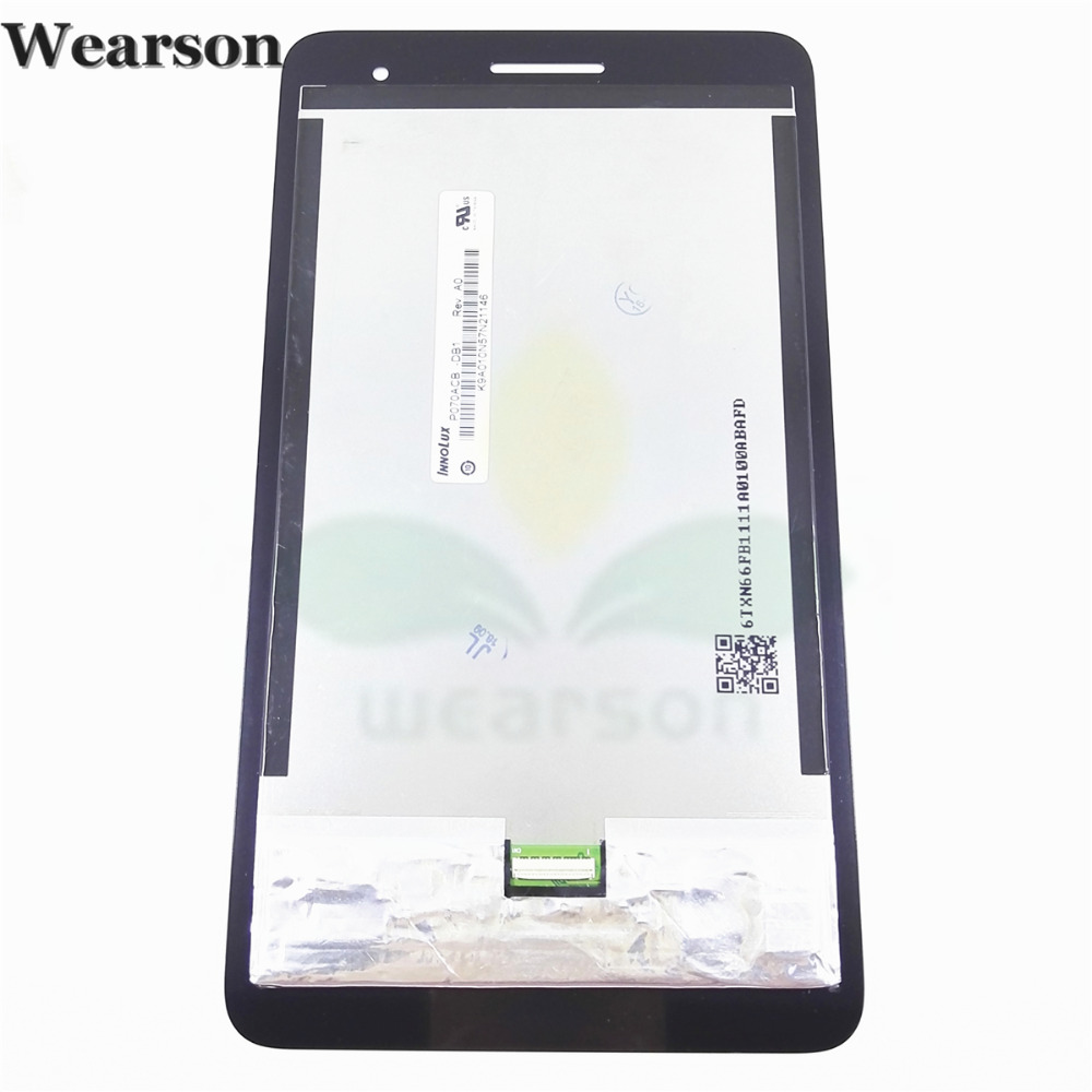 For Huawei T1 T1-701U Touch Screen Digitizer With LCD Display Assembly Free Shipping With Tracking Number