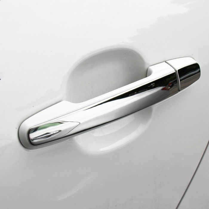 Funduoo For Toyota Caldina 2003 2007 Srainless Steel Door Handle Cover Trim Set Sticker Car Styling Aliexpress