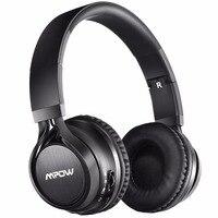 Mpow Thor Bluetooth 4,1 Kopfhörer Faltbare Drahtlose Stereo Musik Headset mit Weichen Protein Ohrpolster, Mic, Wireless & Wired Modus