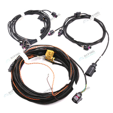 OPS Parking 8K Front&Rear Install Harness Wire For Audi Q3