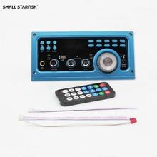Bluetooth Receptor de Audio DC 12 V Reproductor de MP3 WMA WAV Decodificador Tarjeta de audio de Radio FM Inalámbrico Cable Con 30 W de Potencia Doble amplificador