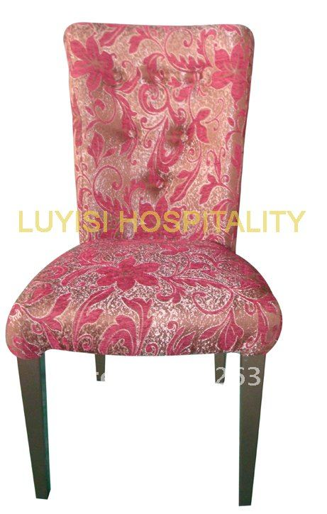 где купить Upholstery Matel dining chair,heavy duty fabric with high rub resistance,comfortable seat. по лучшей цене