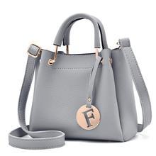 Women Handbag Leather Composite Bags 2 Sets Shoulder Bag Feminine Crossbody Luxury Handbags Designer Fashion