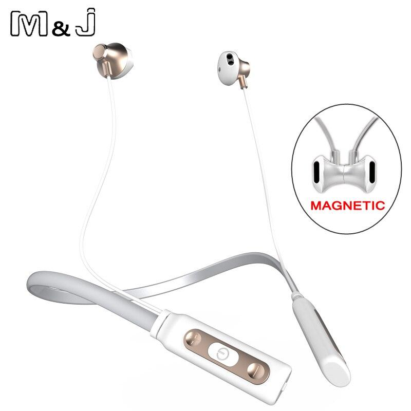 M & J Curled Stereo Сымсыз Bluetooth Құлақаспап - Портативті аудио және бейне - фото 2