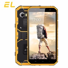 EL W9 IP68 4G Mobile Phone Android 6 0 Inch FHD MTK6753 Octa Core 2GB 16GB