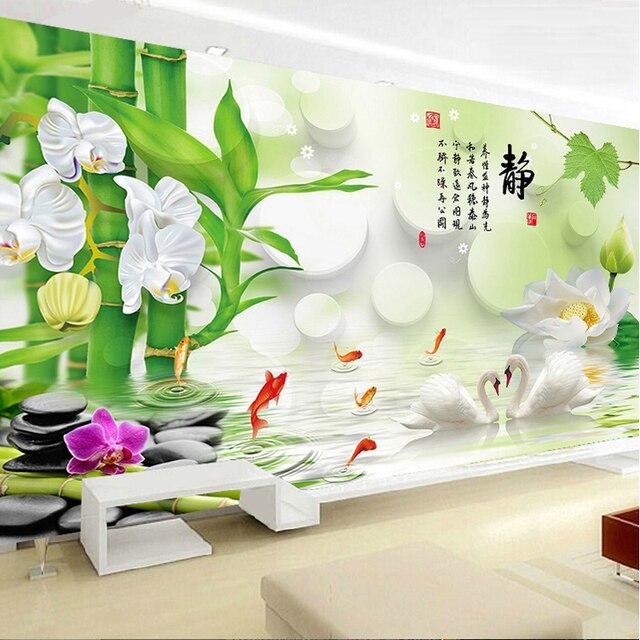 New 5D DIY Modern Diamond Painting Embroidery Kits Fresh Landscape Living  Room Sofa Background Wall Art