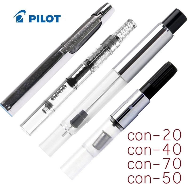 Pilot Vulpen CON-50 / Con-20 con 50 con 20 40 70 inkt Converter Drukinktapparaat 50R 78G 88G Smile Pen Schrijfaccessoire
