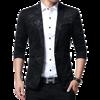 2018 New Spring Autumn Fashion Casual Camouflage Blazer Suit Men Top Quality Slim Fit Suit Jacket