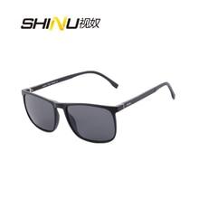 Women Men Polarized Sunglasses Fashion UV400 Anti Blue Ray Orange Driving