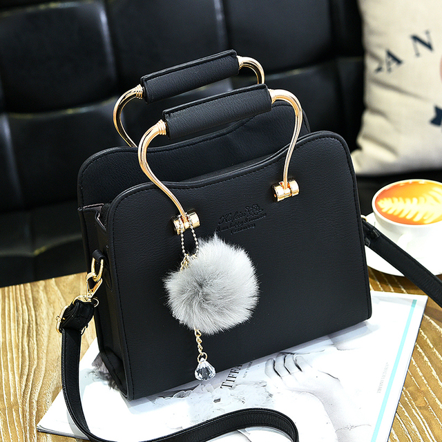 f44b40ce937e 8 colors PU leather bag luxury women bags designer bags handbags lady  famous brands 2017 fashion new high quality Messenger Bags