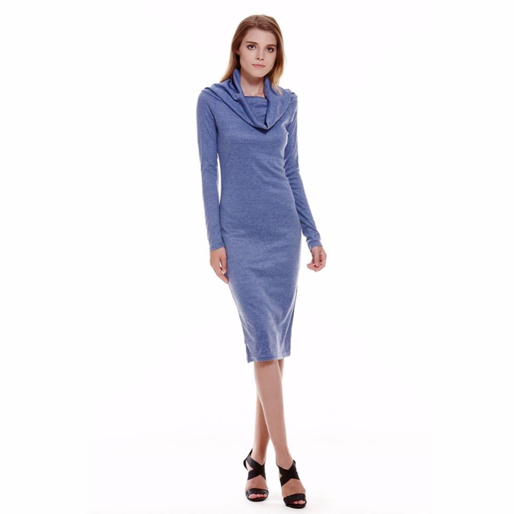 2017 Summer & Autumn Women floral off shoulder Dress Black Long Sleeve Sexy Party Dress robe femme Bodycon Office Dress Vestidos 6