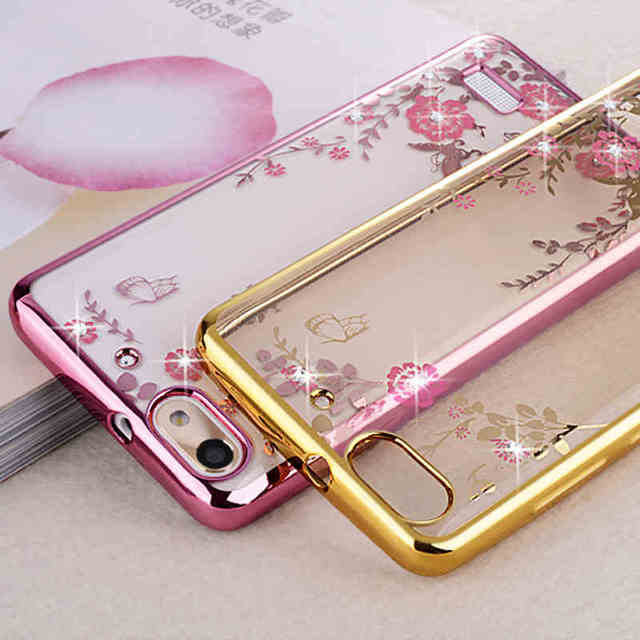 Xinchentech For Huawei Honor 4C/G Play Mini Case Luxury Plating TPU silicone Cover For Honor4C Fundas CHM-U01/CHC-U01/C8818