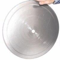 20 дюймов алмазный режущий диск Lapidary режущие диски диск зубчатый обод 2 мм кладки ювелирные инструменты для камня агат драгоценный камень