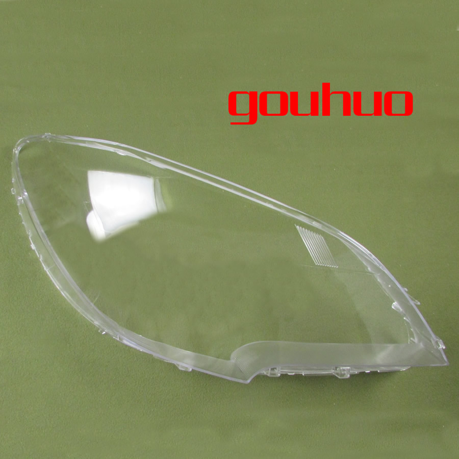 все цены на Transparent Lampshade Lamp Shade Front Headlight Shell Lens Glass Headlamp Cover for BUICK ENCORE 13-14 1pcs онлайн
