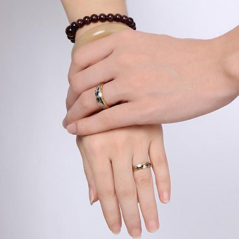 Υψηλής ποιότητας US Size 6-11 Δαχτυλίδι - Κοσμήματα μόδας - Φωτογραφία 5