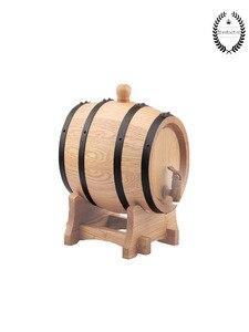 Image 1 - Home brew 5L AMERICAN WHITE OAK BARREL