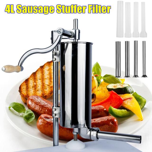 hand sausage maker 4L