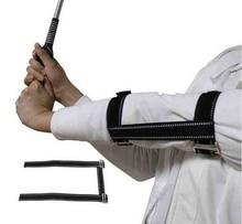 Golf Training Aids Golf Swing Straight Practice Elbow Brace Corrector Golf Practice accesorios Arm Action correct belt