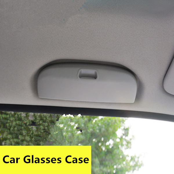 Car Glasses Case Holder For Mercedes Benz W203 W204 W205 W212 c180 e63 c300 e250 e200 X204 C E CLASS GLK GLC GLE AMG Accessories lucide настольная лампа lucide cactus 13513 01 31