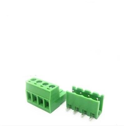 50 шт в наборе, 2EDG-5.08-4P 2EDGK 5,08 мм 4PIN по ограничению на использование опасных материалов в производстве