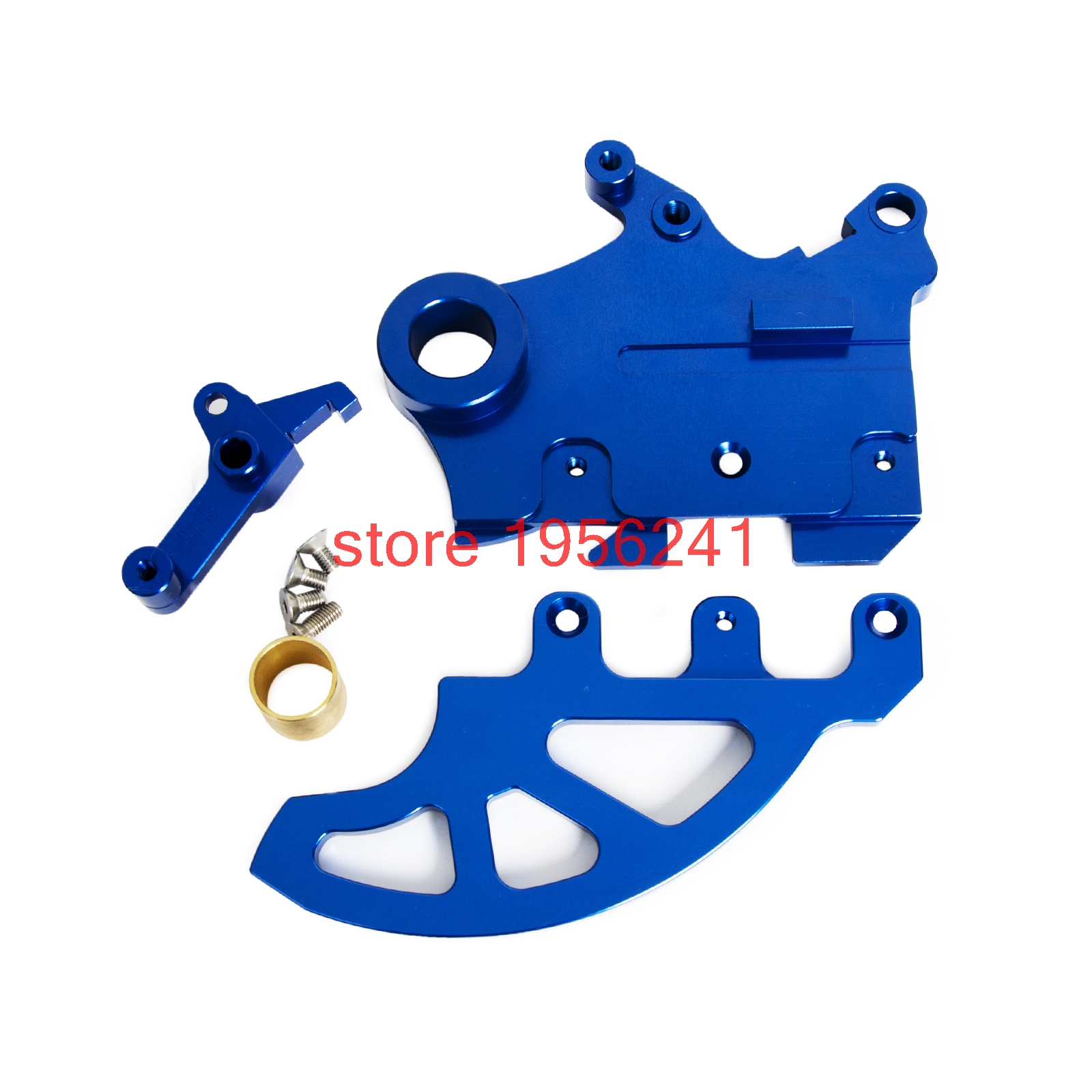 Motorcycle Brake Disc Guard Protector for Yamaha YZ125 YZ250 YZ250F YZ450F YZ250X YZ450X YZ250FX YZ450FX WR250 WR450 fxcnc universal stunt clutch easy pull cable system motorcycles motocross for yamaha yz250 125 yz80 yz450fx wr250f wr426f wr450