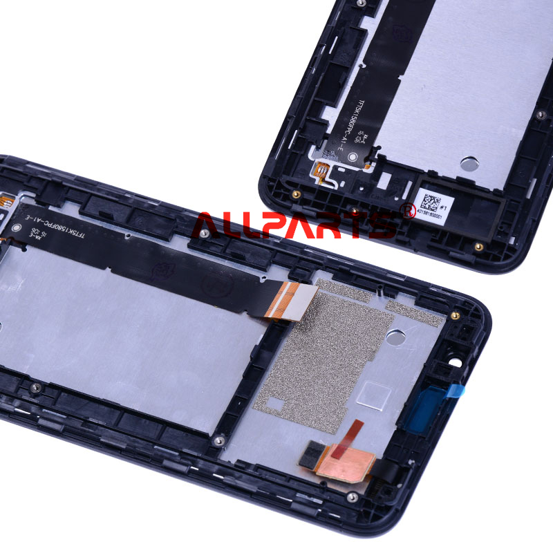 Warranty 5.5 TFT Display For ASUS Zenfone Go TV ZB551KL LCD X013D Touch Screen Digitizer Assembly Replacement
