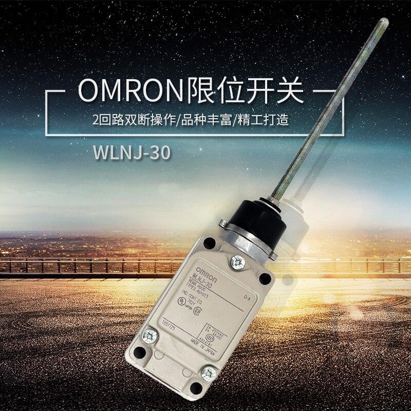 Interrupteur de fin de course OMRON WLNJ-30 neuf et originalInterrupteur de fin de course OMRON WLNJ-30 neuf et original