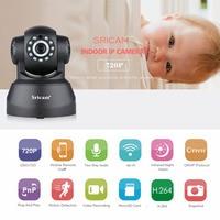 Newest Sricam SP005 IP Camera WIFI Onvif P2P Phone Remote 720P Home Security Surveillance Camera With
