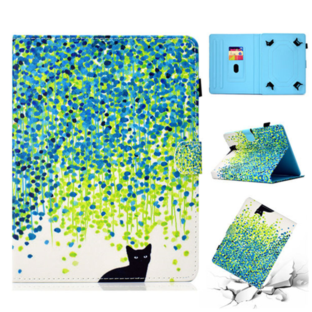 For Onyx Boox Caesar 2 6 eReader T68/T76 T76ML 6.8'' Ebook C65 / C67ML Carta 2 Kepler PU Leather Case 7 inch Universal Cover letter print asymmetrical top