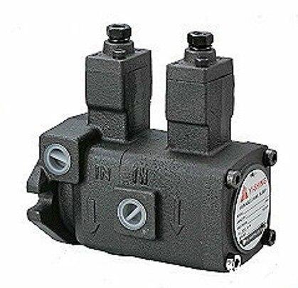 Pompe à palettes à Double variable   Pompe à palettes, pompe à huile hydraulique de