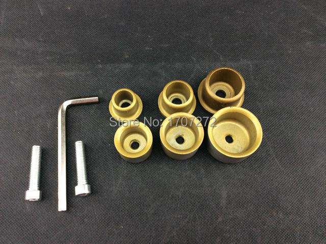 (3pcs/set) medium welding head, welding parts 20mm 25mm 32mm  Welding Mold, PPR,PE,PB Water Pipe hotmelt butt welding