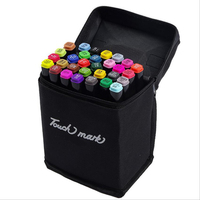 30colors Artist Double Headed Sketch Copic Marker Set 30 40 60 80 Colors Alcohol Based Manga