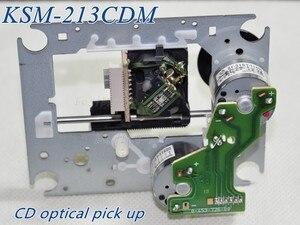 100% новая Оригинальная лазерная головка CD-KSS-213C с механизмом, KSM-213CDM Оптический Пикап KSM213CDM для kenwood cd-плеера