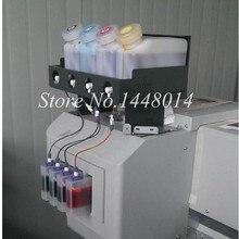 Пьезо электрический принтер чернильный картридж система сыпучих чернил Roland Mutoh 1604 Mimaki JV33 Система непрерывной подачи чернил(4+ 4