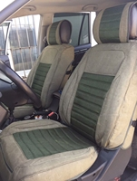 TO YOUR TASTE auto accessories custom luxury canvas car seat cushion set for CITROEN C4 C5 C6 C5 AIRCROSS C4 Picasso Xsara cool