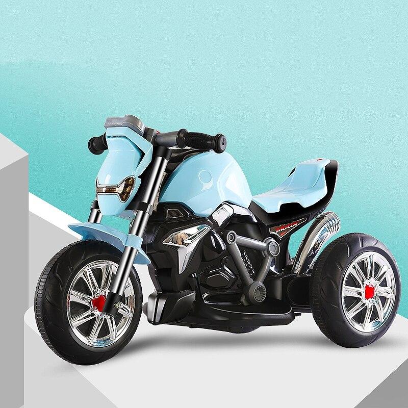 Voiture électrique pour enfants monter sur les enfants conduire tricycle véhicule enfant en bas âge enfants 1-3-5 ans jouets de plein air bébé filles garçons cadeau - 5