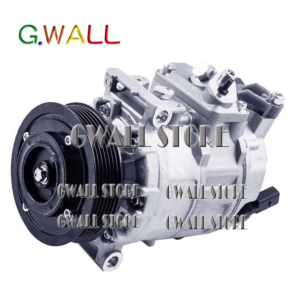 Compresor compresor de Audi VW SEAT SKODA 5q0820803b nuevo 5q0820803