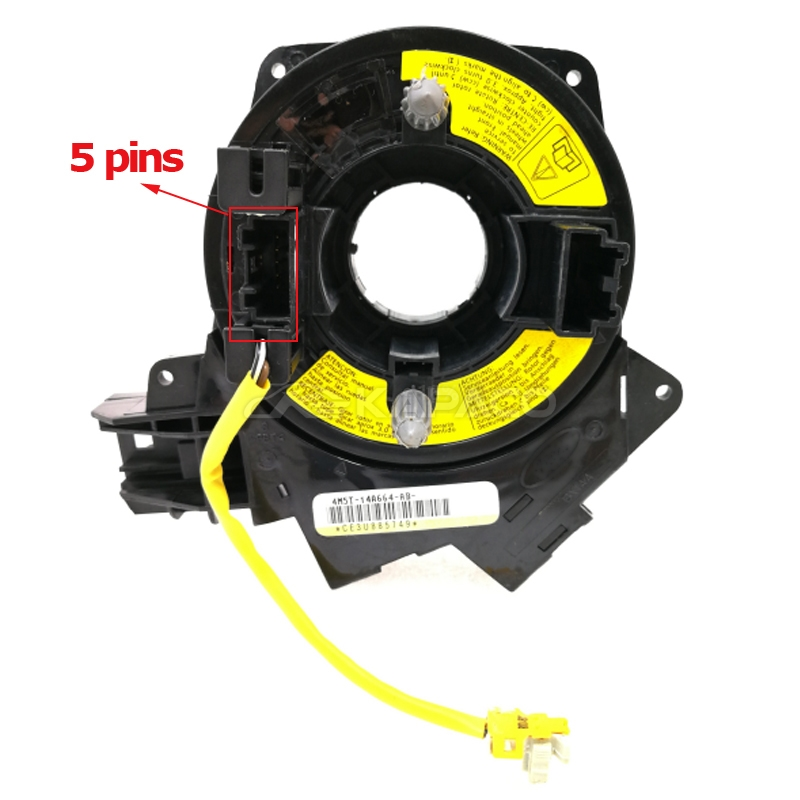 4M5T 14A664 AB 4M5T14A664AB Contact Slip Ring Turn Signal Indicator Stalk Switch For Ford Focus MK2 C-Max SRS