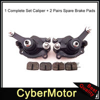 Minimoto Front Rear Disc Brake Caliper Pads For 43cc 47cc 49cc Chinese Mini Moto Kids ATV