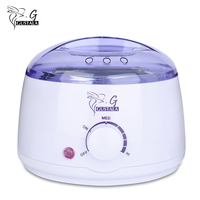 Professional Warmer Wax Heater Mini SPA Hand Epilator Feet Paraffin Wax Rechargeable Machine Body Depilatory Hair