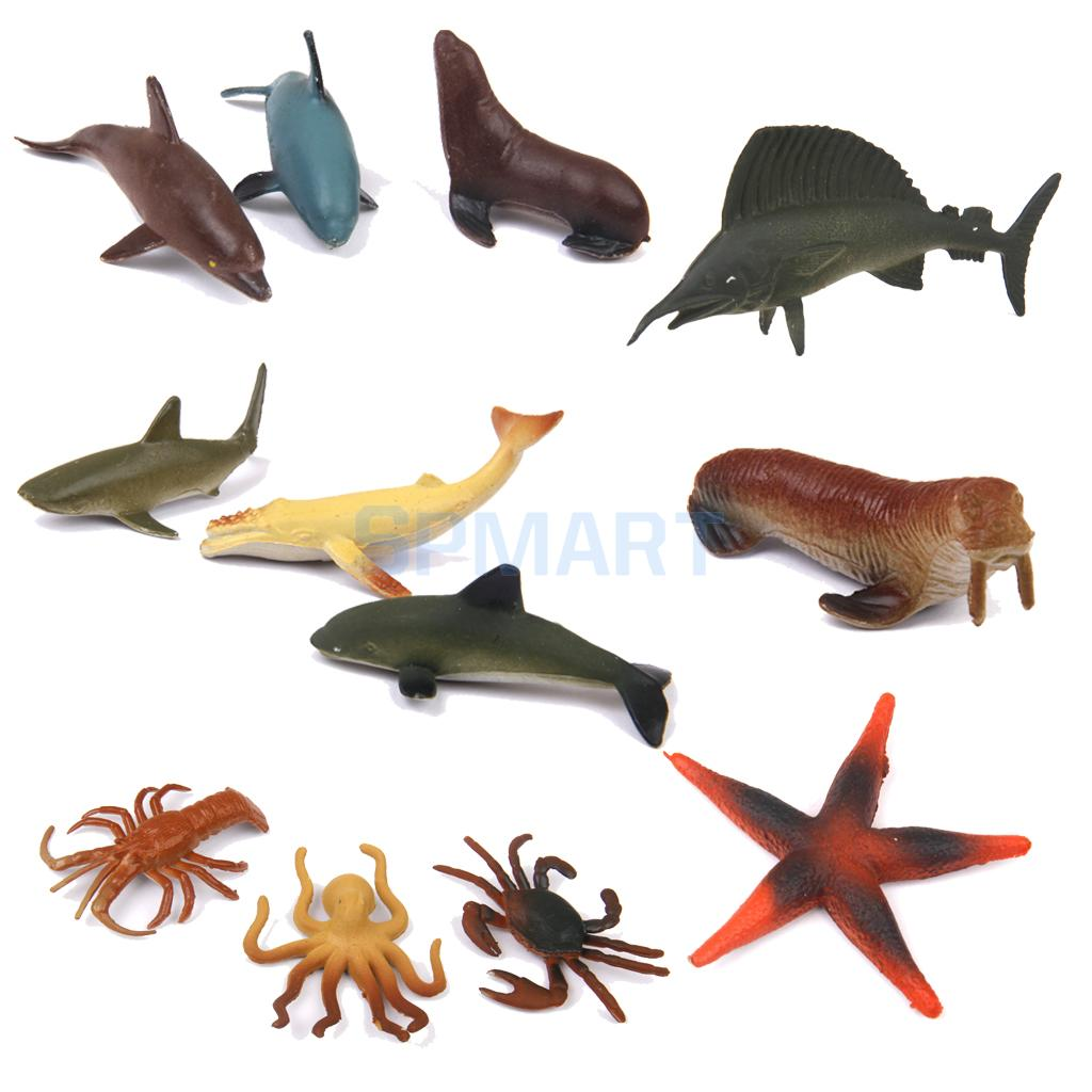 Sea Creature Toys : Popular marine model buy cheap lots from