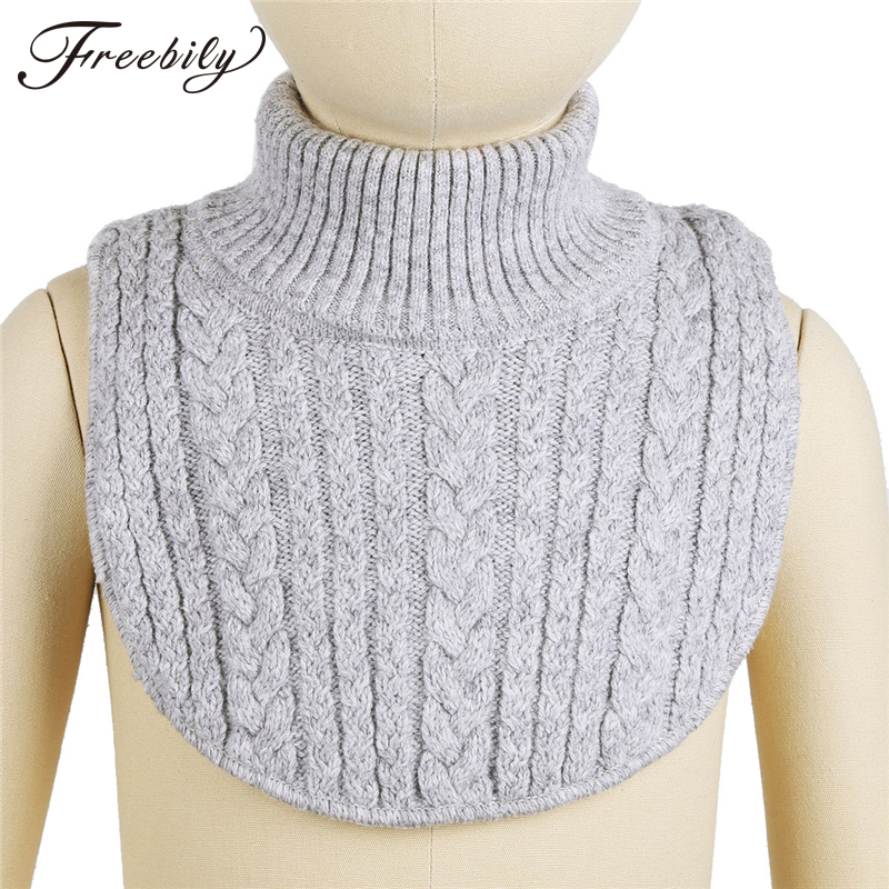 Apparel Accessories Yizyif Kids Children Fake Collar Removable Neck Gaiter Scarf Collar Baby Turtleneck Warmer Sweater Collar Neck Cover For Winter Cheap Sales 50%