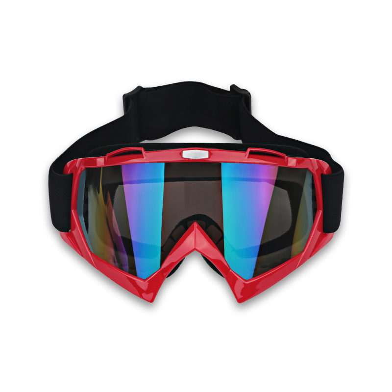 Motorbike Motor Motorcycle Glasses Goggles Men Womens Racing Motorcycle Motocross Helmet Glasses Windproof Protective Goggles