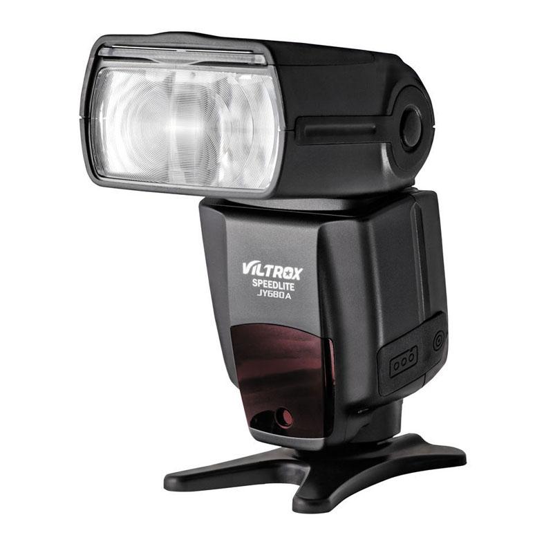 Prix pour 2017 Vente Chaude VILTROX JY680A Flash JY-680A Flash pour Canon Nikon Pentax Olympus Caméra + Livraison Gratuite