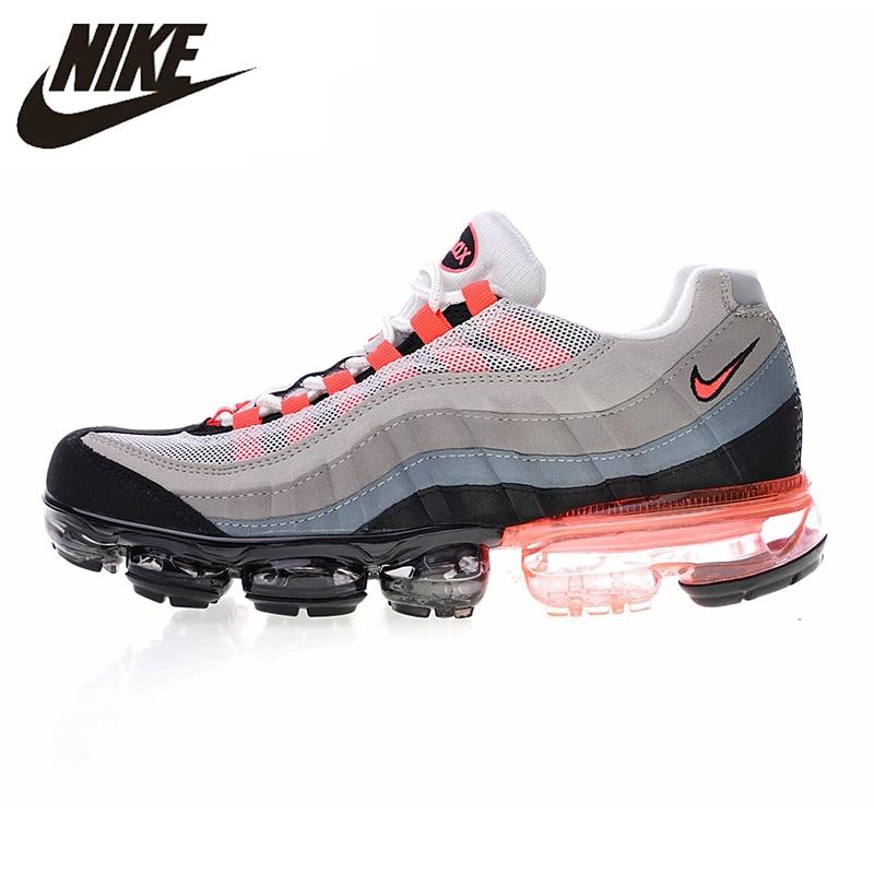 Nike Air Max VaporMax 95 OG chaussures de course pour hommes respirant amortisseur AJ4970 010 AJ4970 004
