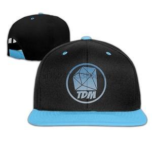 88556cecee7 The Diamond DAN TDM Logo Kids Boys Girls Hats Caps 1