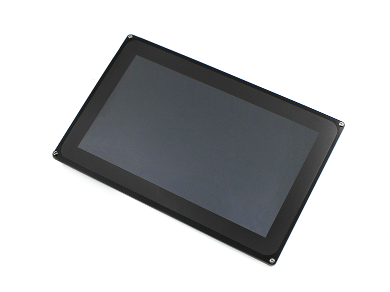 Parts 10.1inch Capacitive Touch LCD (D) 1024*600 TFT Multicolor Graphic LCD 5 multi-touch Touch screen stand-alone Free shipping 19 inch infrared multi touch screen overlay kit 2 points 19 ir touch frame