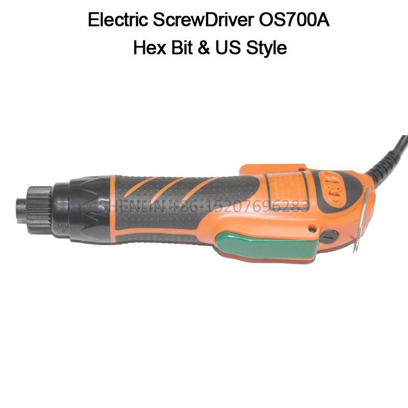Cacciavite elettrico OS700A cacciavite elettrico 60 kg / f.cm - Utensili elettrici - Fotografia 6
